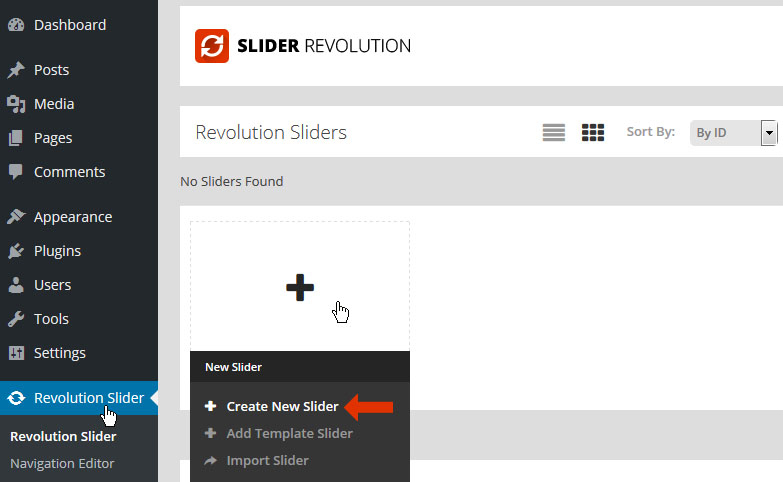 Introduction to Slider Revolution – TBS
